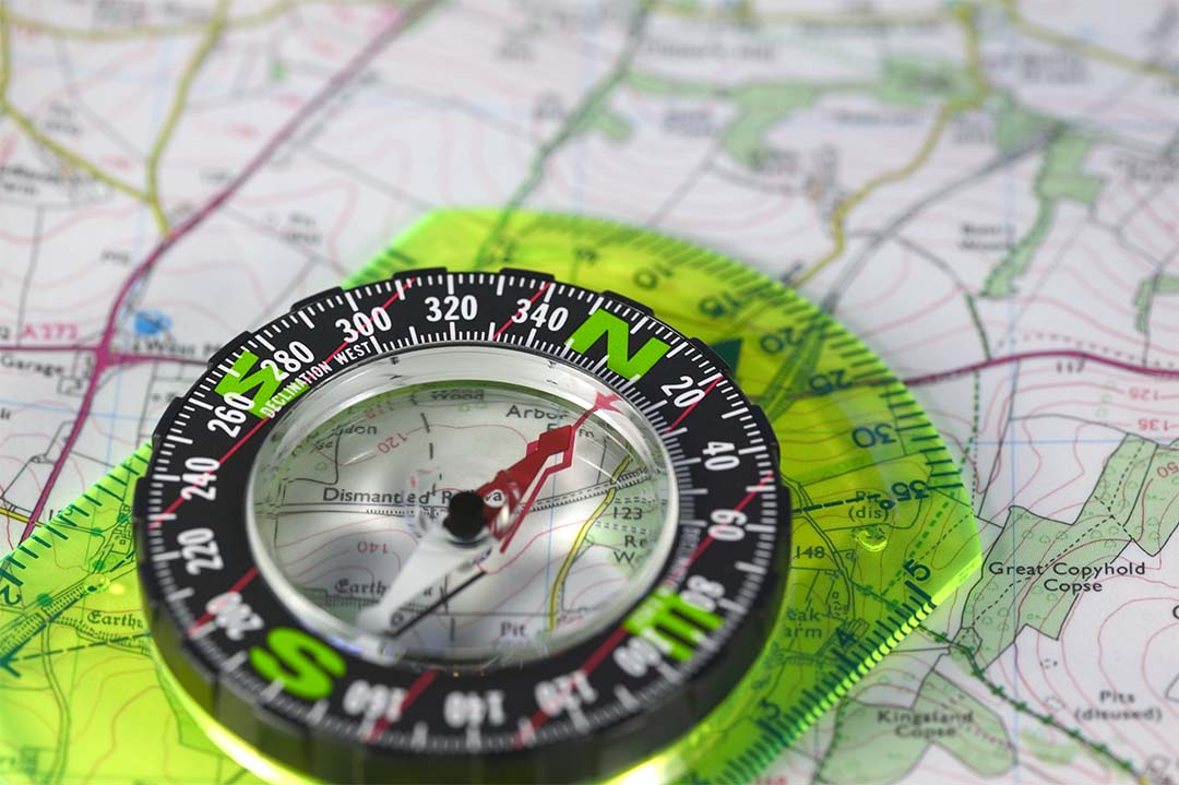 How To Use Compass If You Are Lost