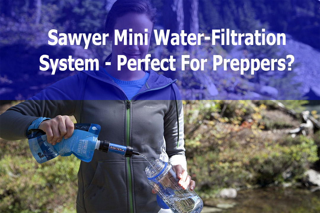 Sawyer Mini Water-Filtration System Review