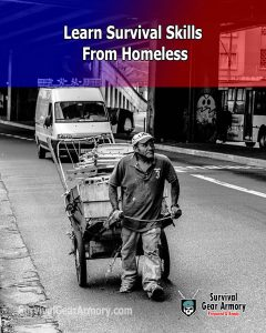What Preppers Can Learn From the Homeless