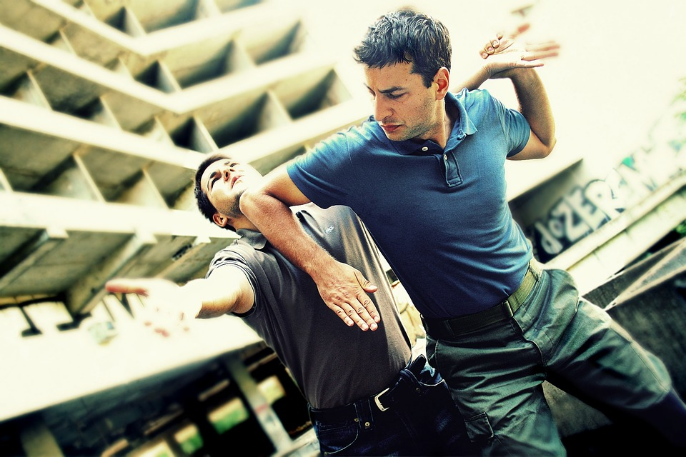 martial arts krav maga