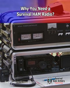 Why You Need a Survival Ham Radio?