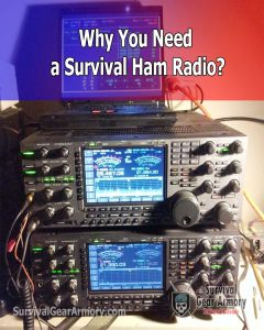 why you need survival ham radio