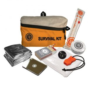 Survival Kits & First Aid
